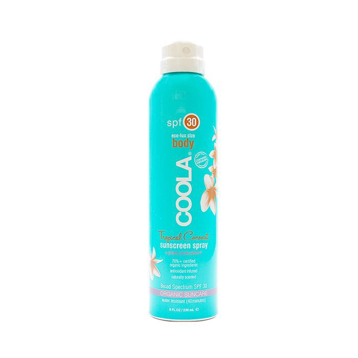 Sport Continuous Spray SPF 30 - Tropical Coconut 8 oz/ 236 mL