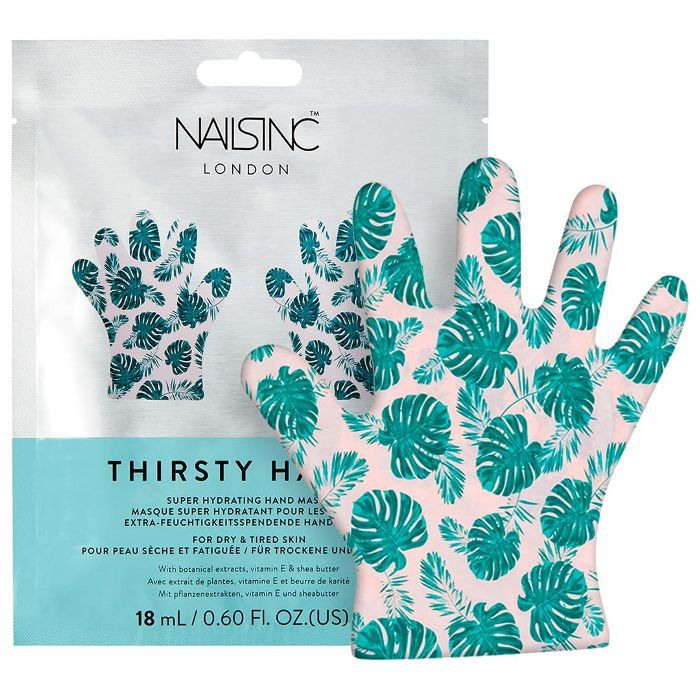 Thirsty Hands Super Hydrating Hand Mask 0.60 oz/ 18 mL