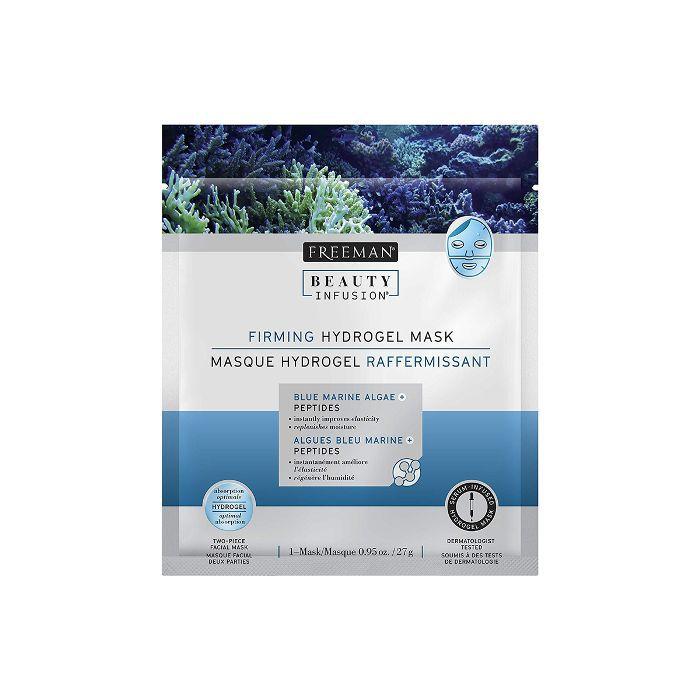 Freeman Beauty Firming Hydrogel Mask with Blue Marine Algae + Peptides