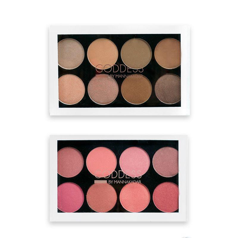 Manna Kadar Cosmetics palette