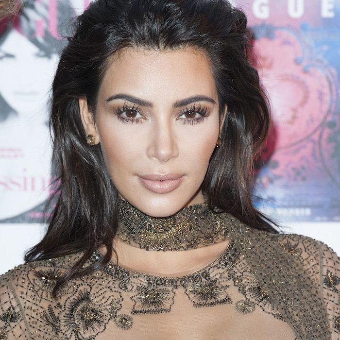 Kim Kardashian's Best Hairstyles