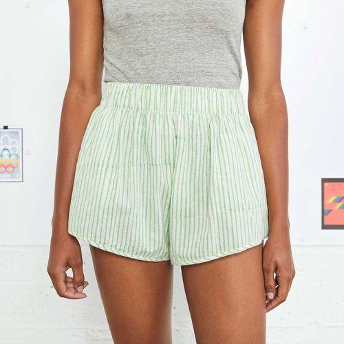 Block Print Shorts ($48)