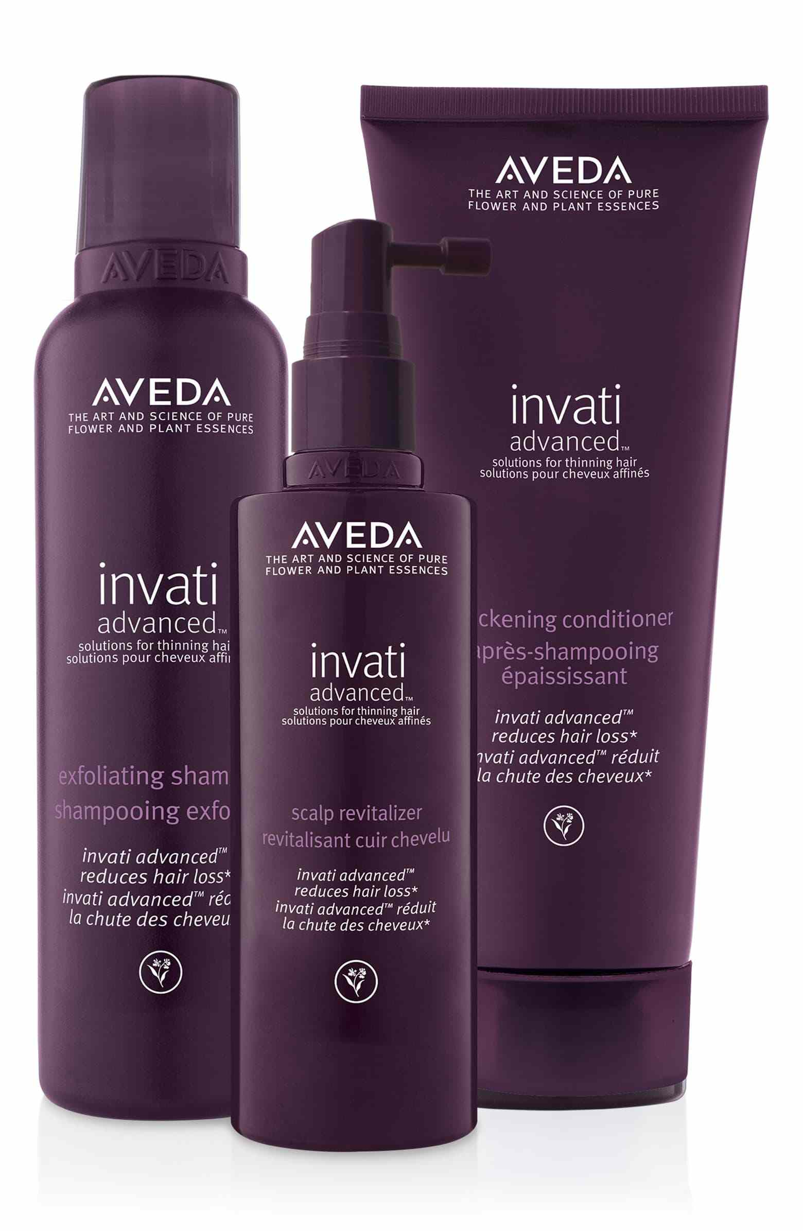 Aveda Invati Advanced Three-Step Kit
