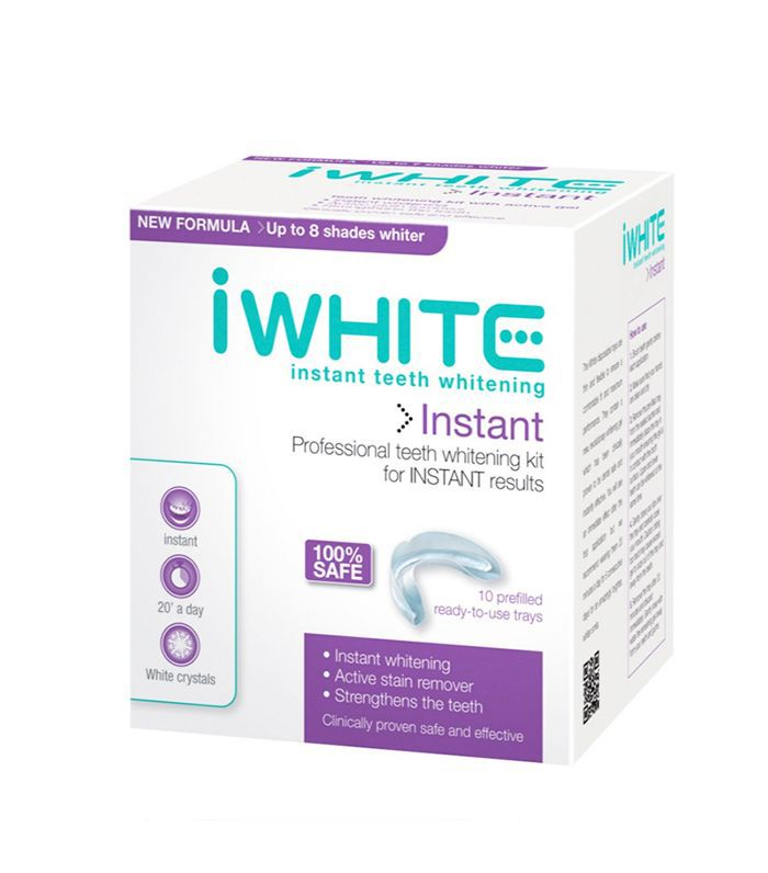 best teeth-whitening kit: iWhite Instant Teeth Whitening Kit
