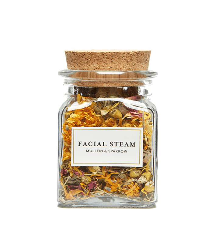 facial steam - at-home facial