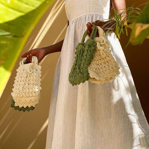 Lala Crochet Bag ($85)