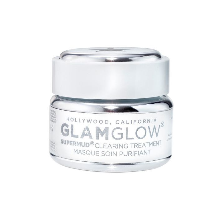 GlamGlow SuperMud Activated Charcoal Treatment
