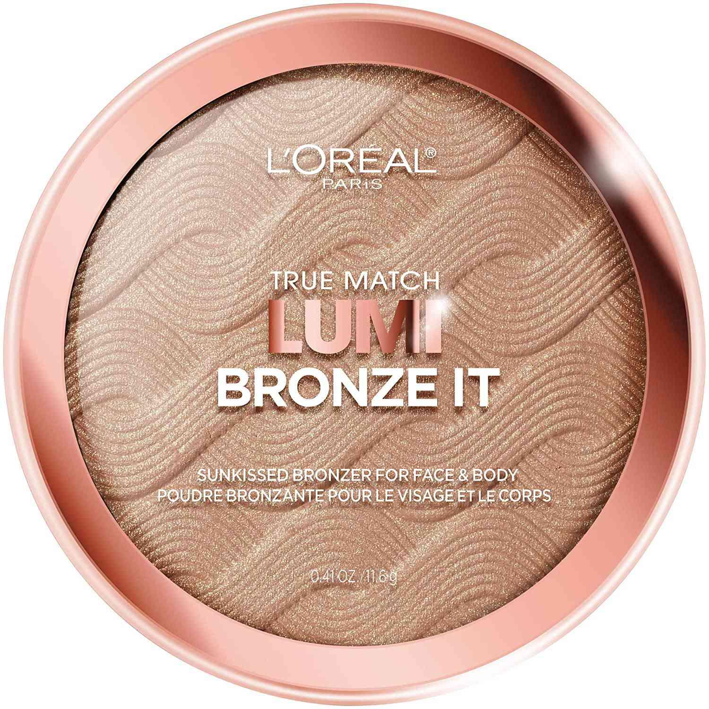 L'oreal's True Match Lumi Bronze It Bronzer