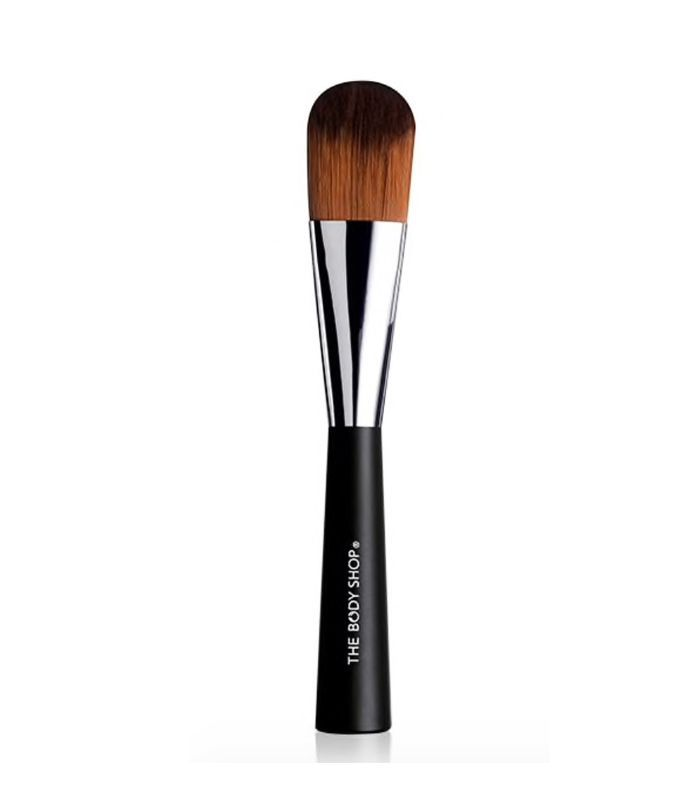 Beauty Advice Mothers: The Body Shop Foundation Brush