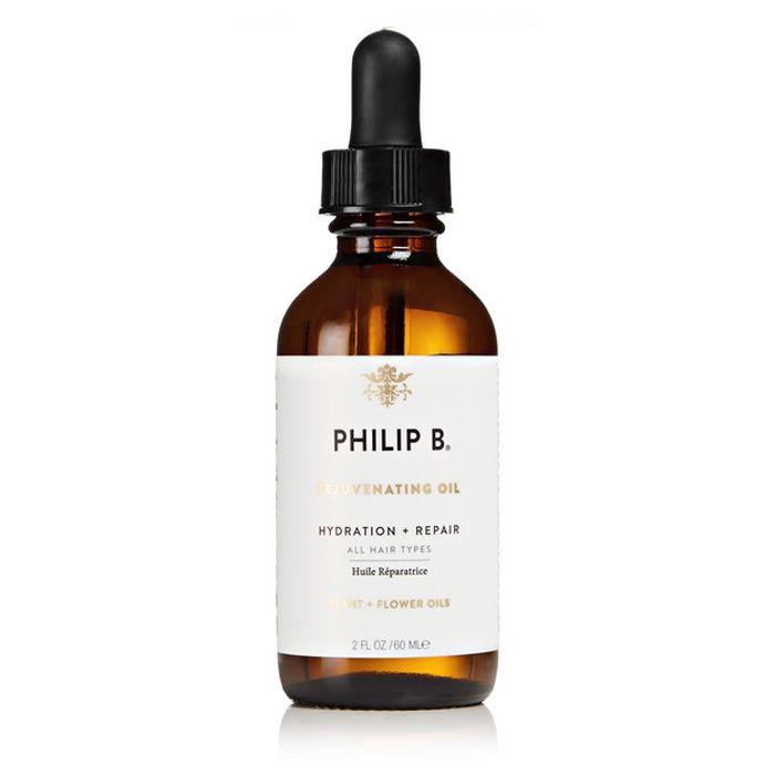 Skinification of Hair: Philip B Rejuvenating Oil
