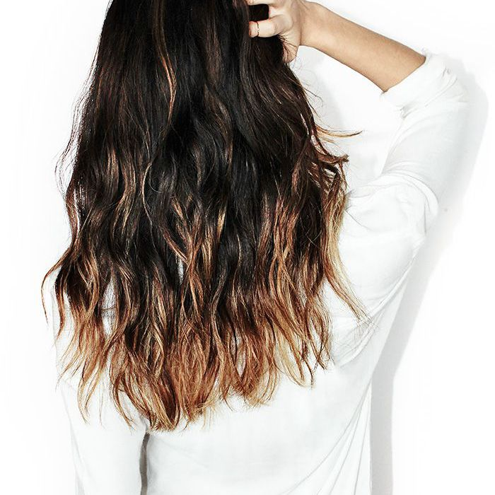 wavy hair tutorial results
