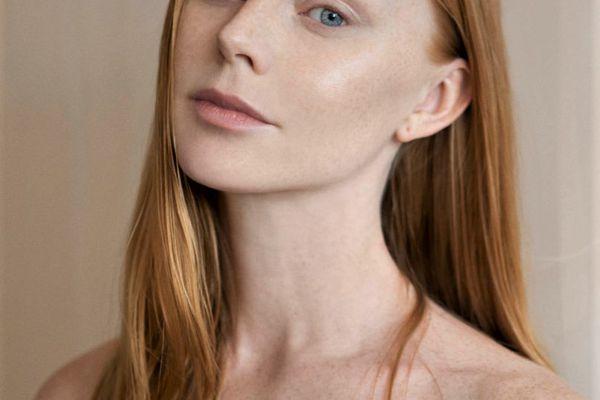 Model Karin Agstam