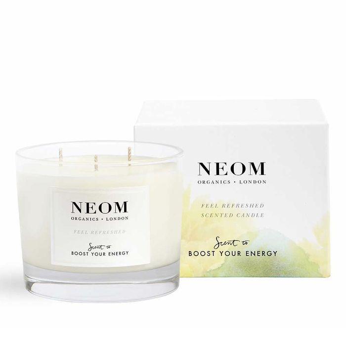 Neom Organics London Feel Refreshed 3 Wick Candle