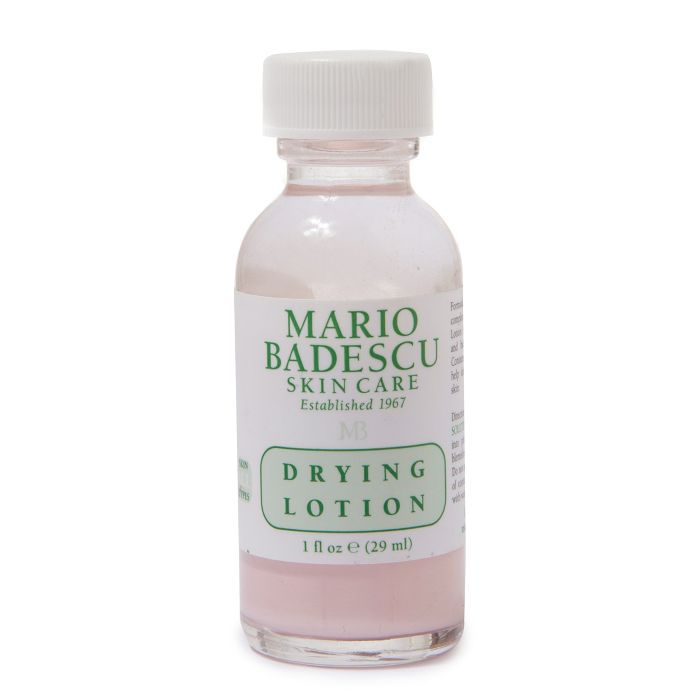 jaw acne: Mario Badescu Drying Lotion