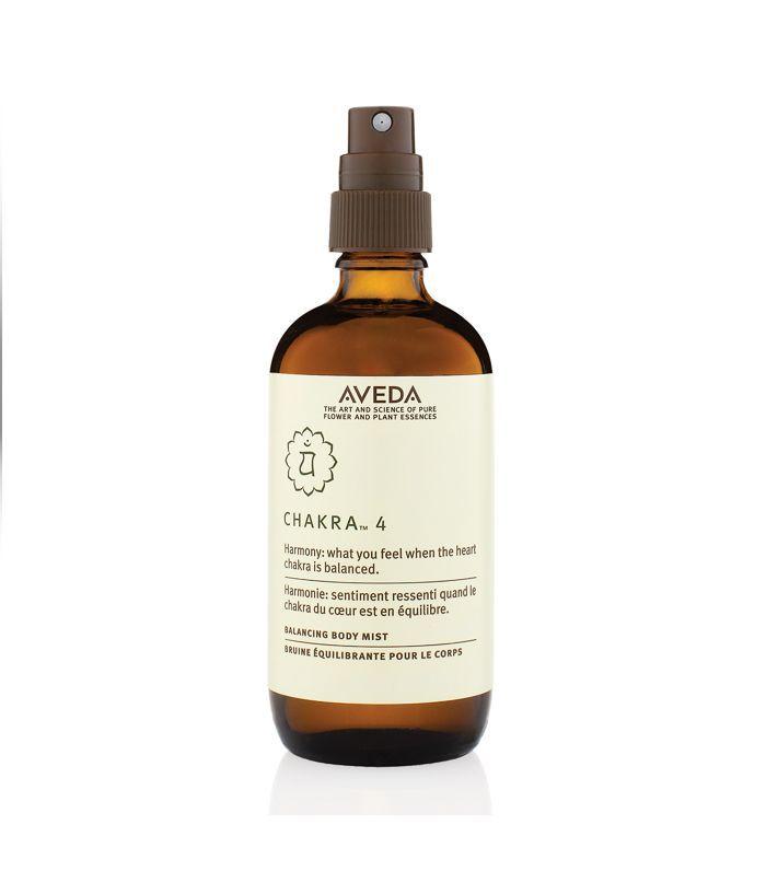 Chakra basics: Aveda Chakra 4 Spray