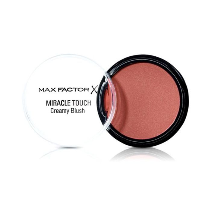 quick makeup tips: Max Factor Miracle Touch Creamy Blusher