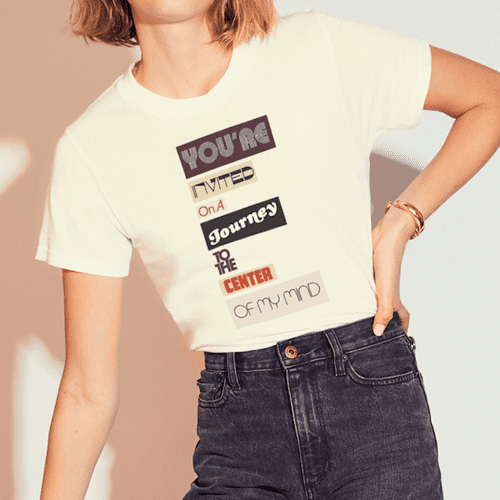 Monogram You're Invited T-Shirt