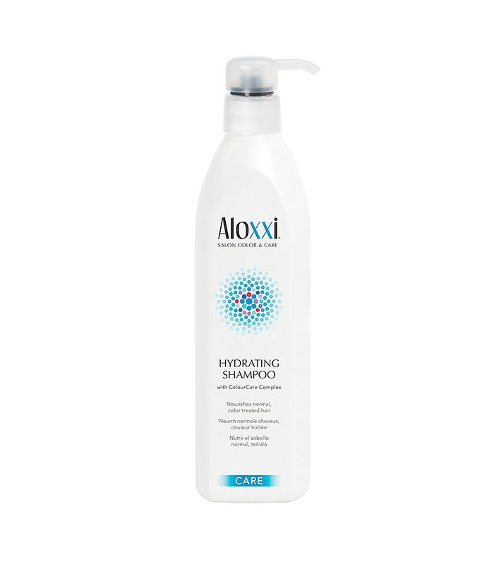 best shampoo for curly hair: Aloxxi Colourcare Hydrating Shampoo