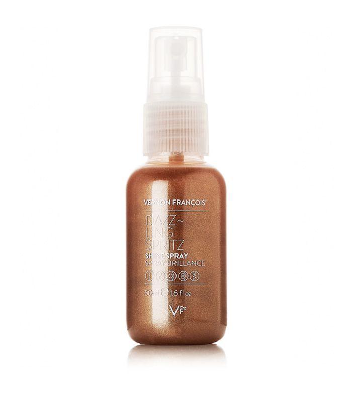 Best hair shine spray: Vernon Francois Dazzling Spritz Shine