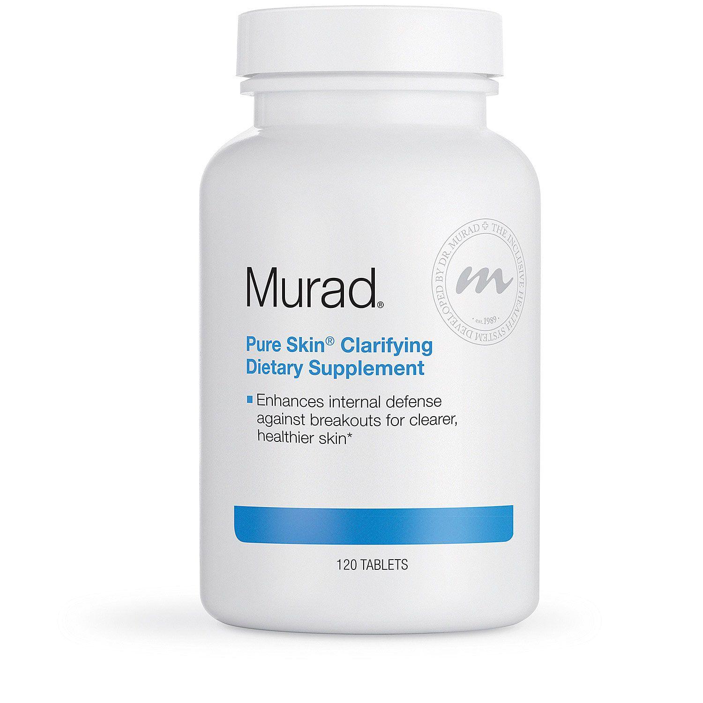 murad pure skin clarifying supplement
