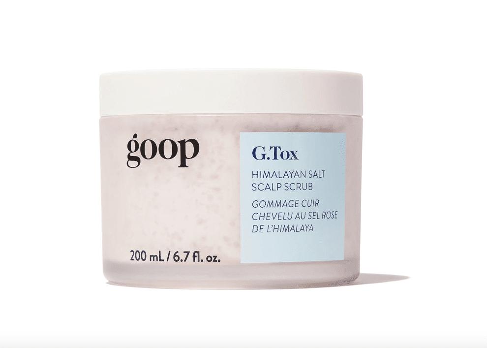 G.Tox Himalayan Salt Scrub Shampoo