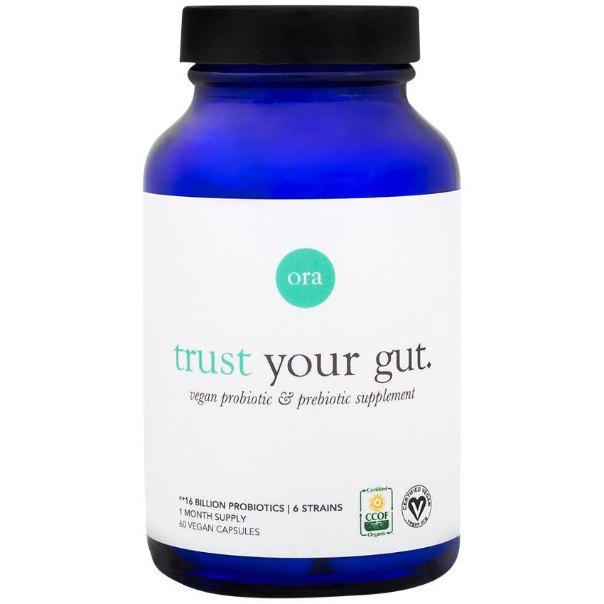 Trust your gut probiotic capsules
