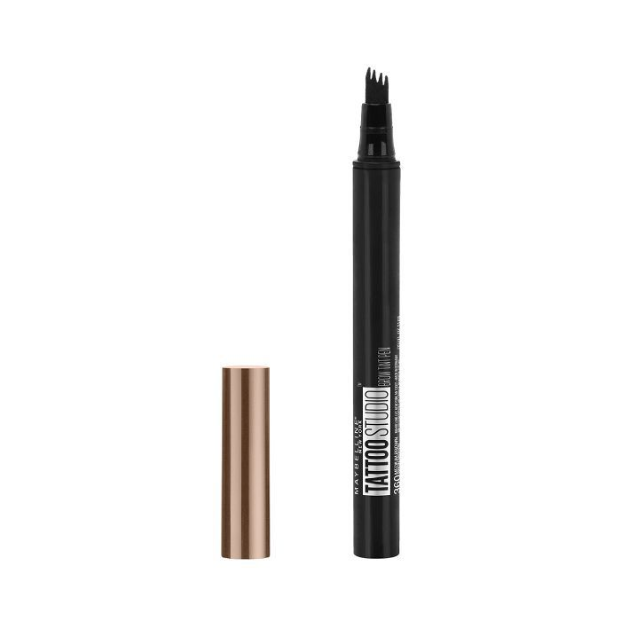 Gigi Hadid makeup change: Maybelline TattooStudio Brow Tint Pen