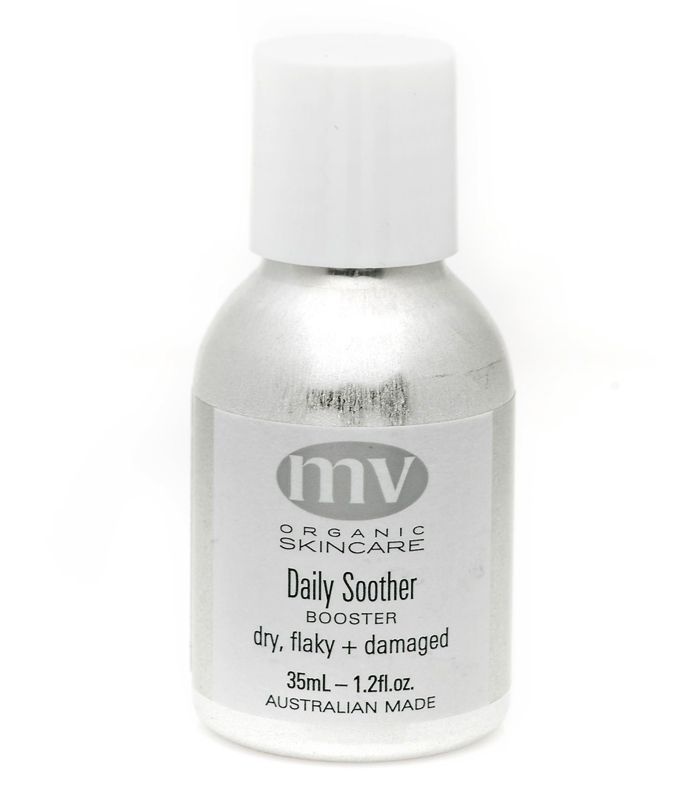 Best Hydrating Serum For Sensitive Skin: MV Organic Skincare Daily Skin Soother Booster
