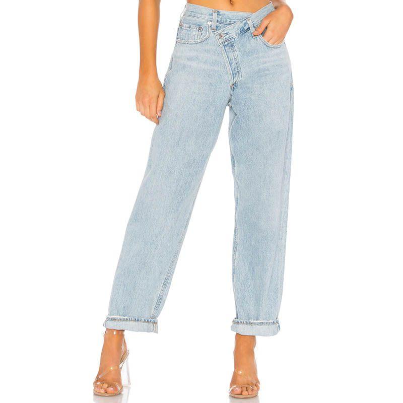 Criss Cross Upsized Jean