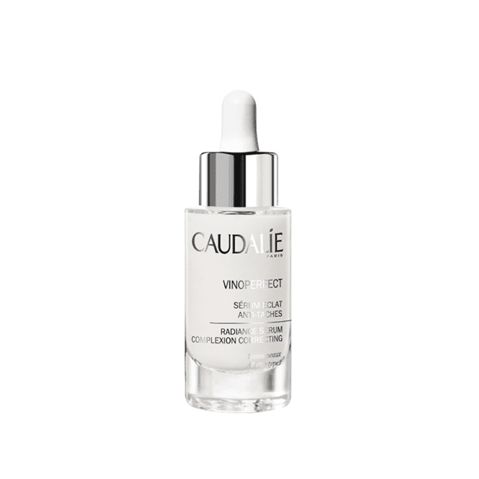Caudalie Serum - how to get glowing skin
