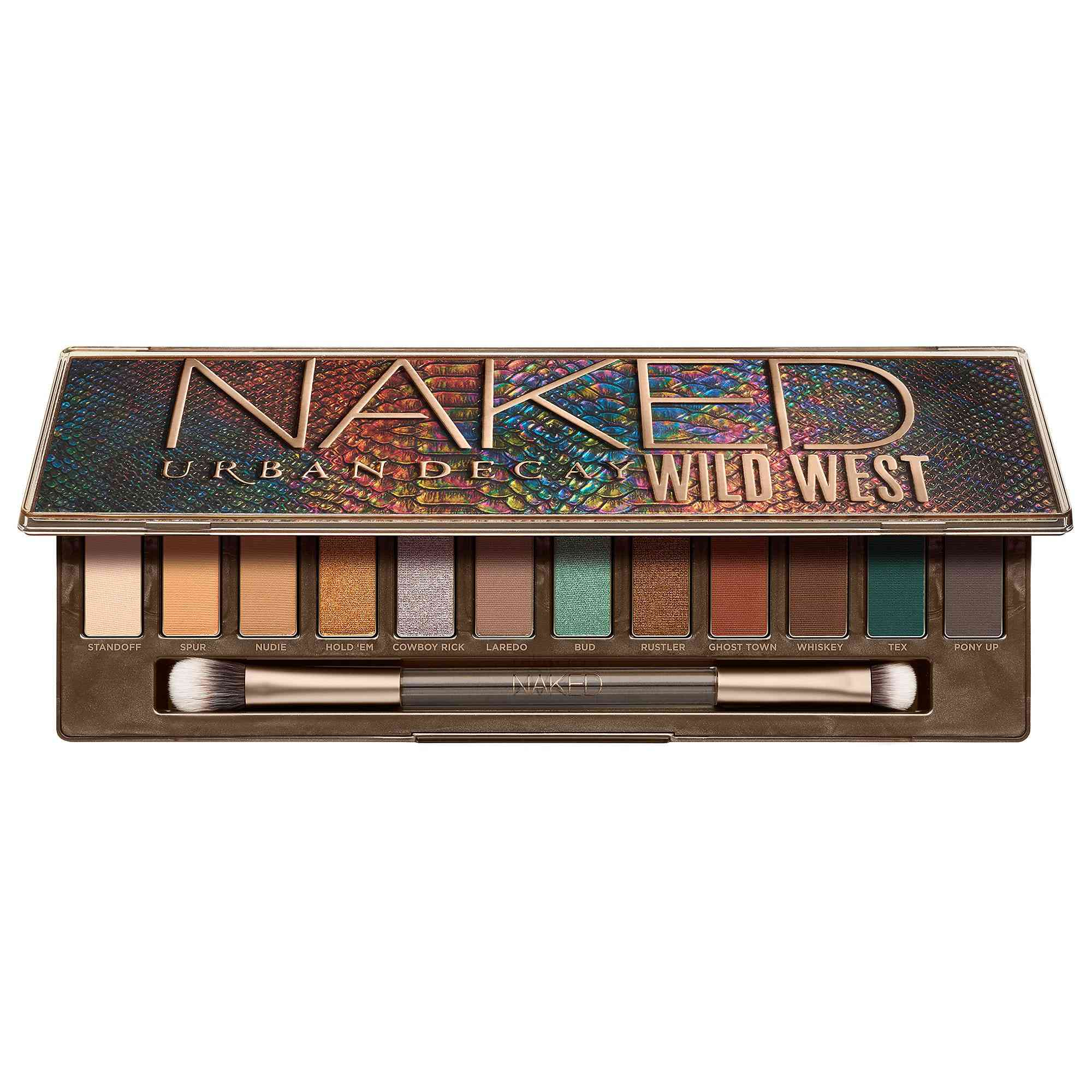 Urban Decay Naked Wild West Palette
