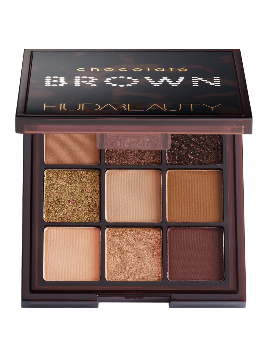 Huda Beauty Brown Obsessions Eyeshadow Palette in Chocolate
