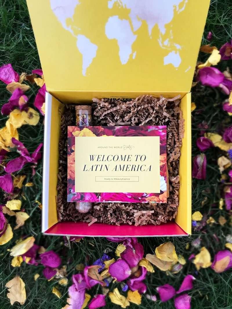 Around The World Beauty Bano De Flores
