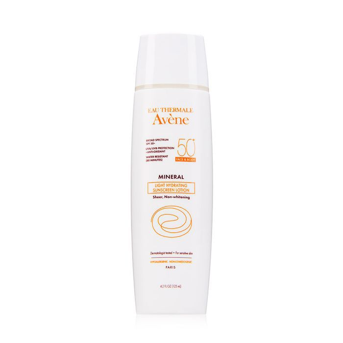 Avène Eau Thermale Mineral Light Hydrating Sunscreen Lotion