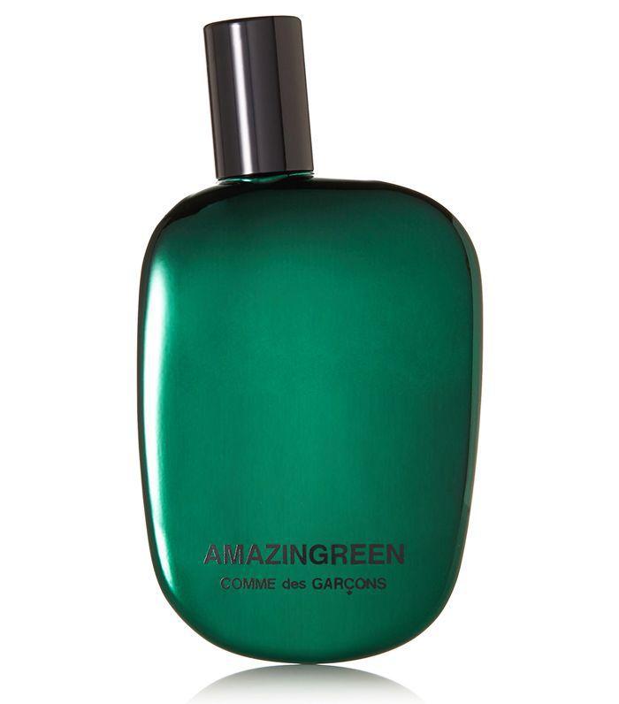 Best mens fragrance: Comme des Garcons Amazingreen