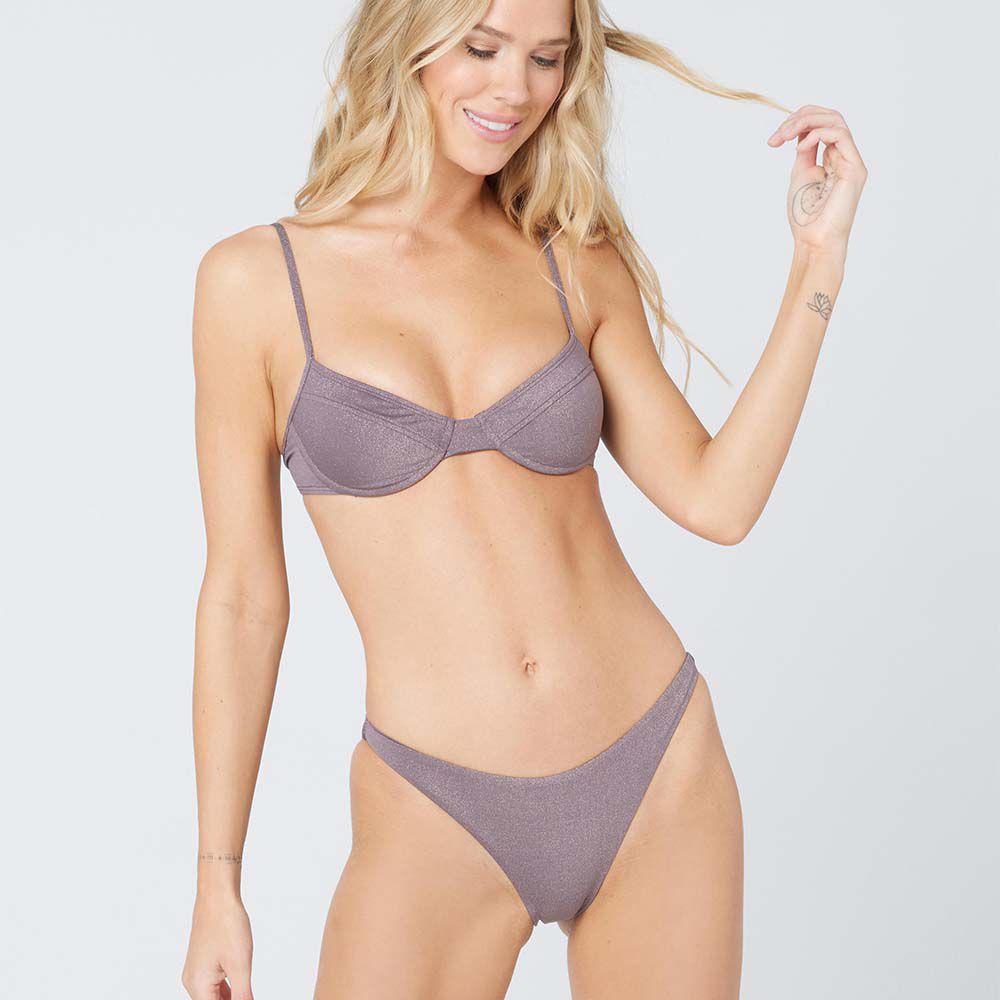 Shimmer Missy Bikini Top