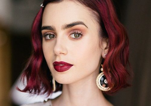 Exclusive Lily Collins Shows Us How To