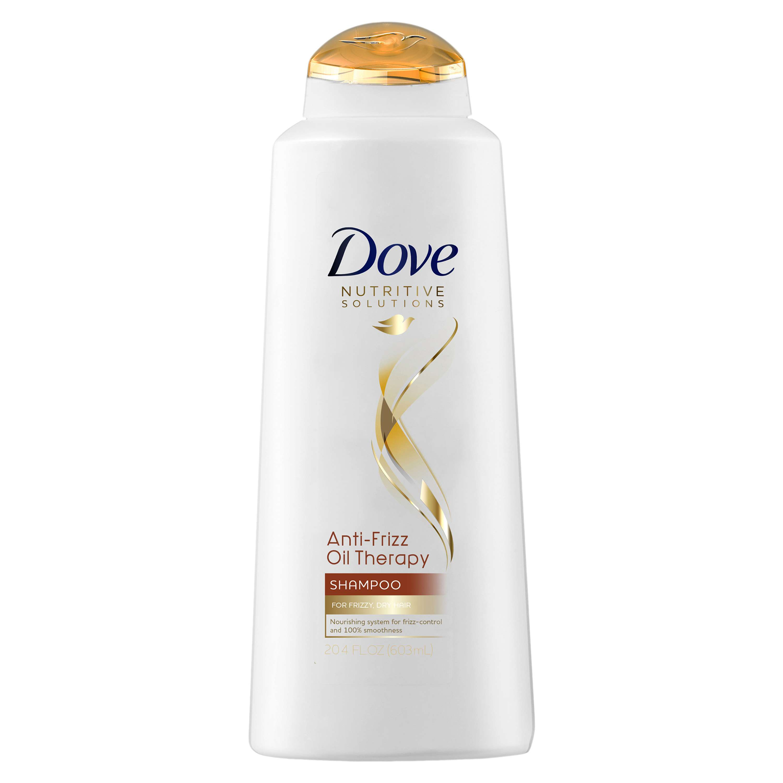 Dove Nutritive Solutions Anti-Frizz Oil Therapy Shampoo