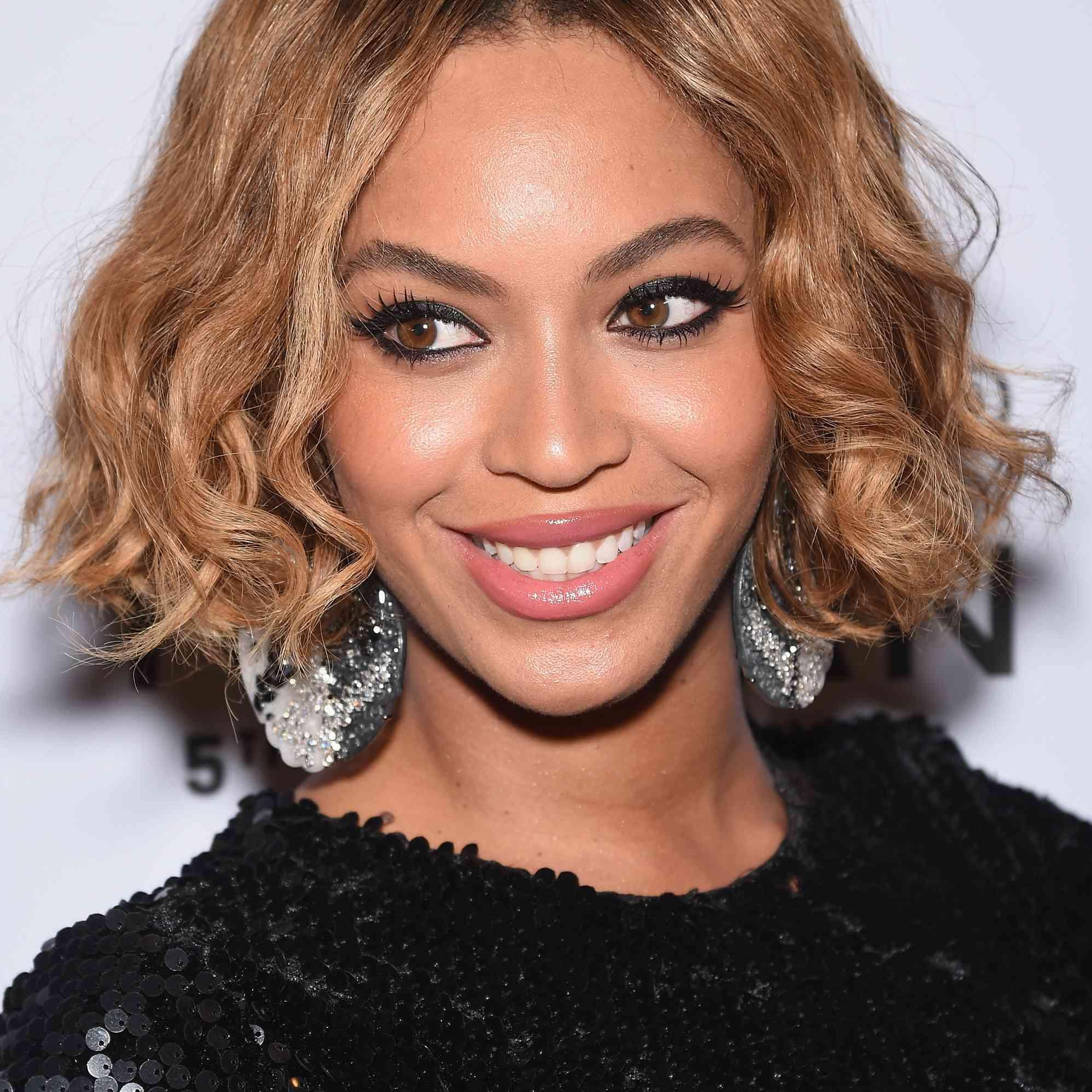 Beyonce Topshop Topman New York City Flagship Opening Dinner
