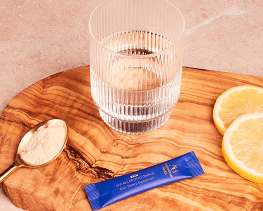 Supplement with water