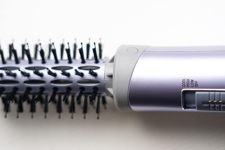 conair titanium ceramic hot air brush