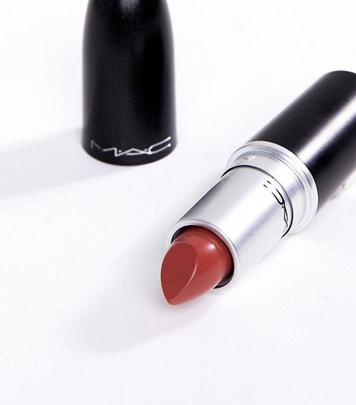 best beauty brands asos: MAC Matte Lipstick in Velvet Teddy