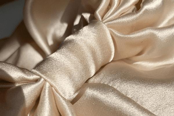 silke london silk bonnet