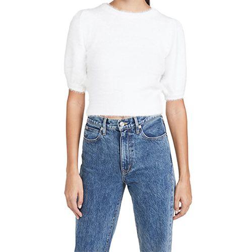Harper Fuzzy Sweater ($63)