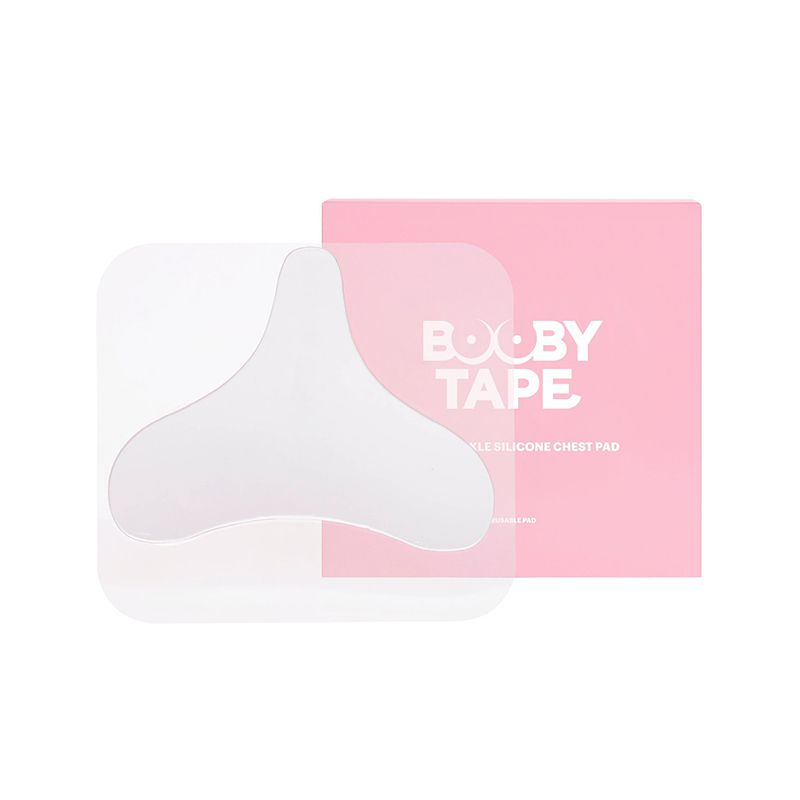Booby Tape Silicone Chest Pad