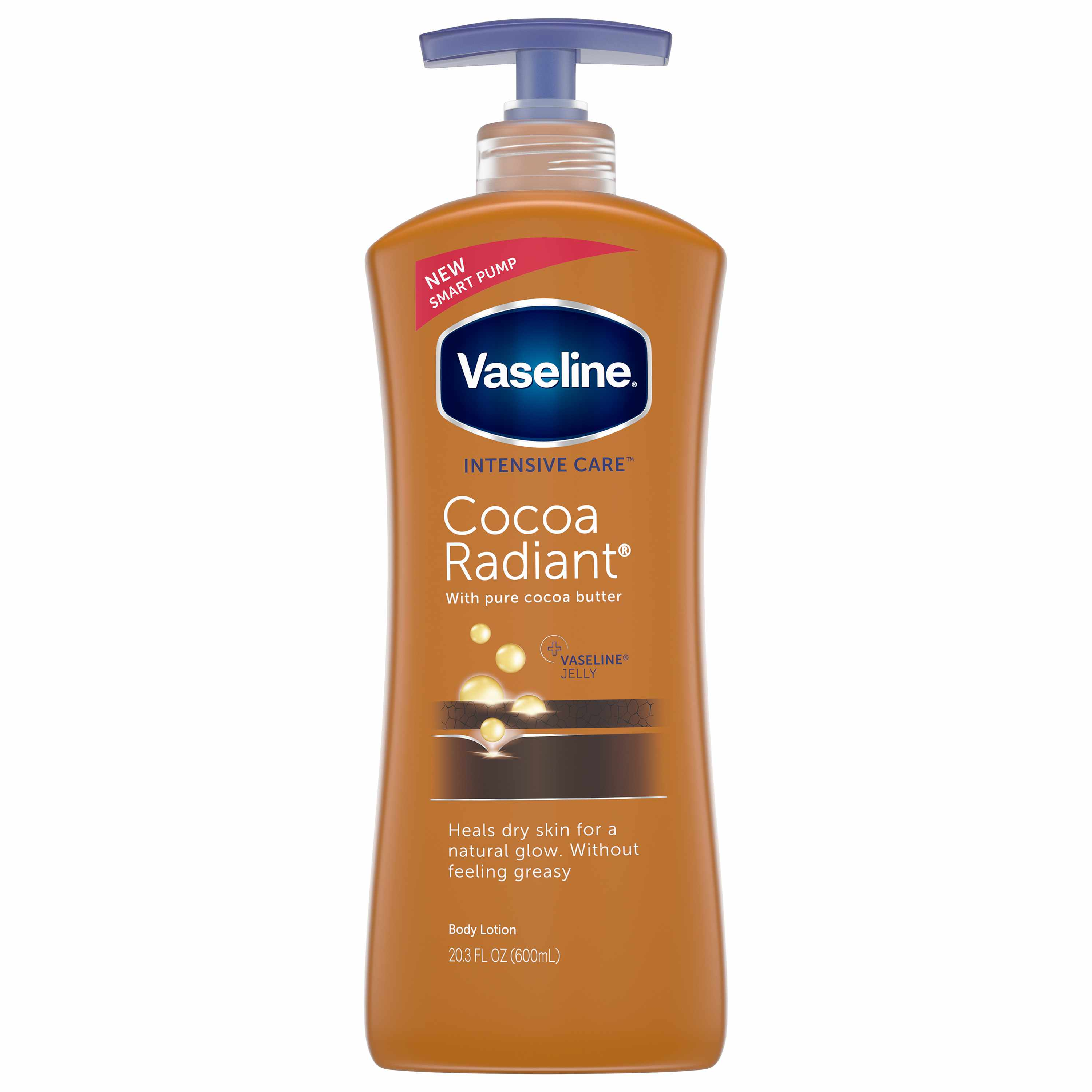 Vaseline Intensive Care Cocoa Radiant Body Lotion