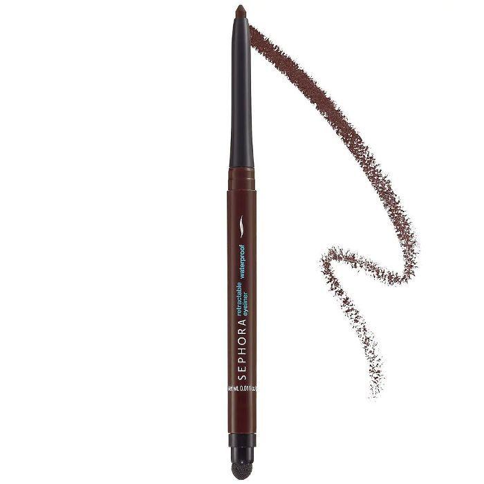 Retractable Waterproof Eyeliner 04 Blue