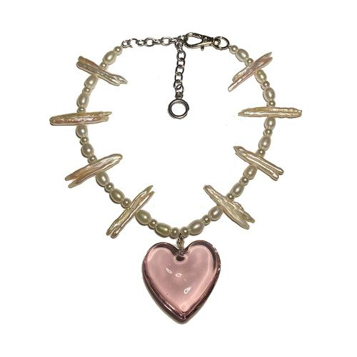 The Original Sweetheart Necklace ($90)