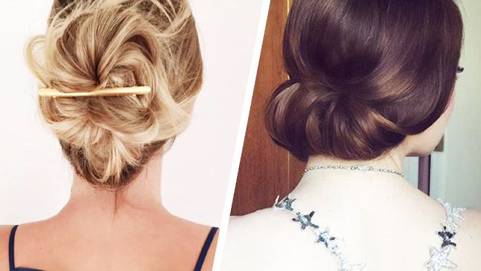 15 Updos For Thin Hair That You Ll Love
