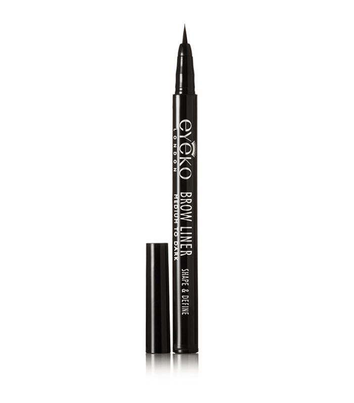 How to fill in eyebrows: Eyeko Brow Liner